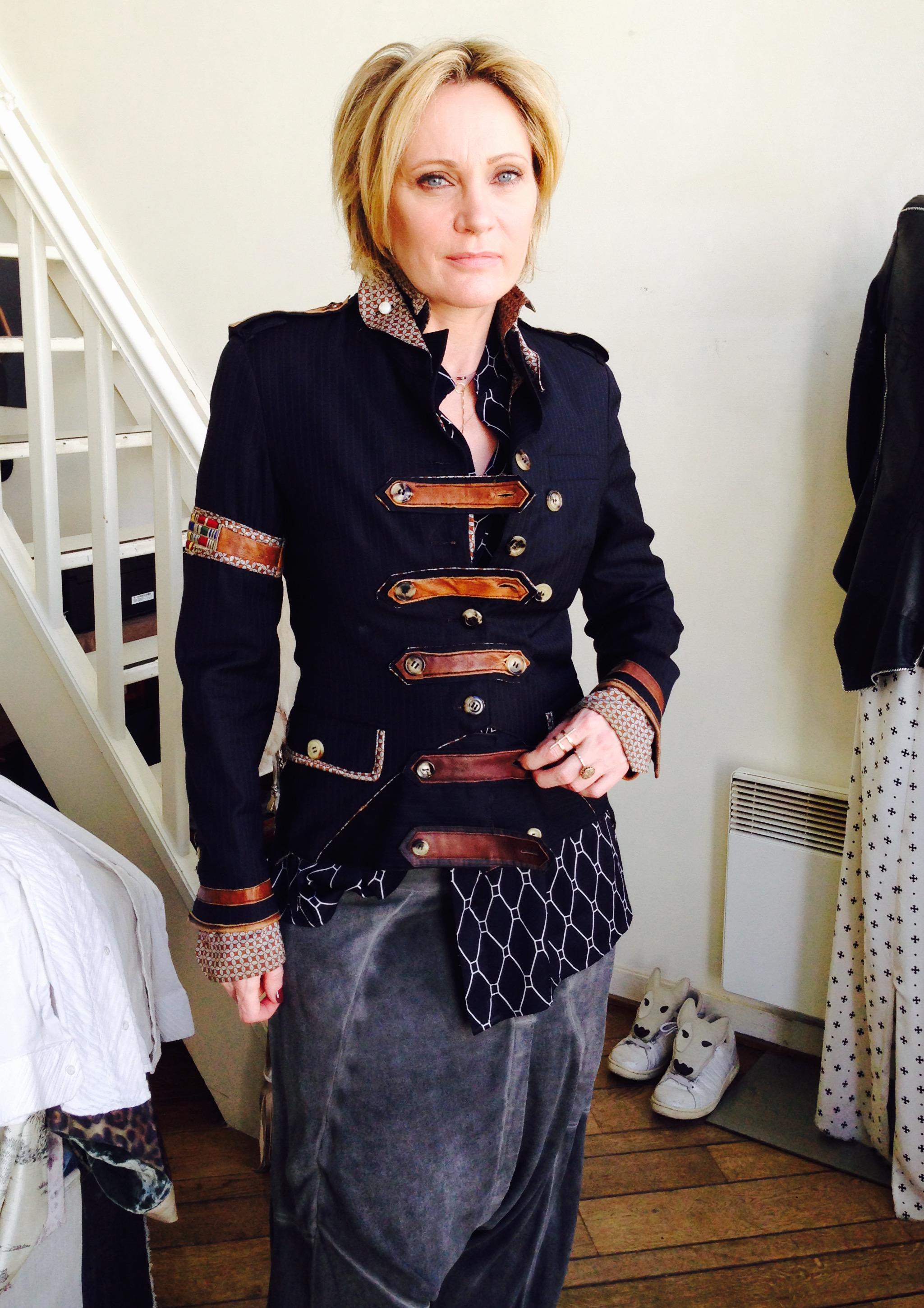 Le Kimono De Patricia Kaas Dans On N Est Pas Couch 233 C Est